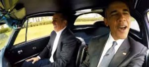 Jerry Seinfeld & President Obama