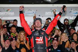 Winner of Daytona 500
