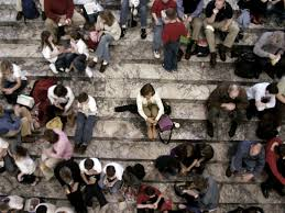 alone in crowd 2