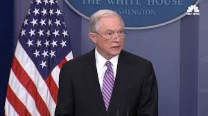 Attorney General Sessions
