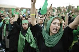 Iran Green Revolution 3