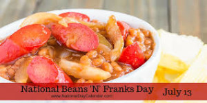 National Bean & Frank Day
