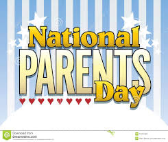 National Parent's Day!