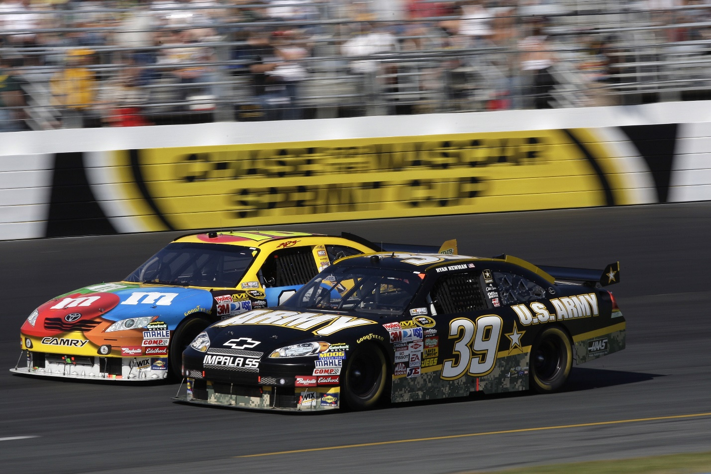 Confessions of a NASCAR Jew