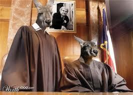 kangroo court