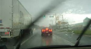 windshield wipe