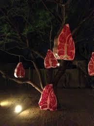 meat on tree