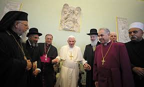 religious leaders together