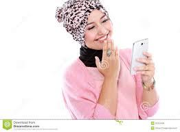 muslim laughing