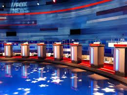 Presidential Debate Podiums