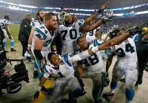 Carolina Panthers Win