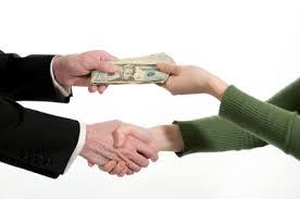 exchanging money 2