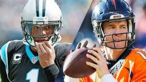 Carolina Panther VS Denver Broncos 1
