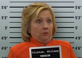 Hillary Clinton In Jail