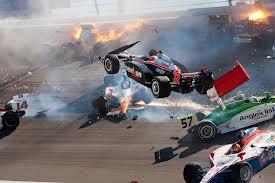 Indianapolis 500.crash