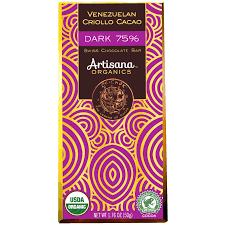 Artisana Chocolate bars