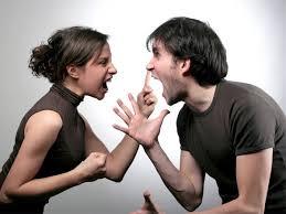 Couple fighting 2