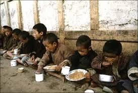 poverty in north korea