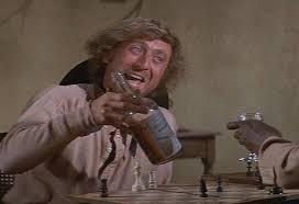 Gene Wilder Blazing Saddles 2
