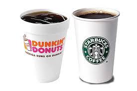 starbuck-dunkin-donuts