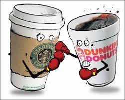 starbucks-dunkin-donuts