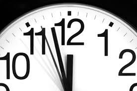 Time ticking 1