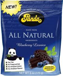 Blueberry Licorice
