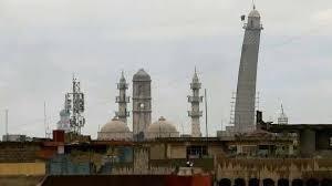 Mosque of Al Nuri 3