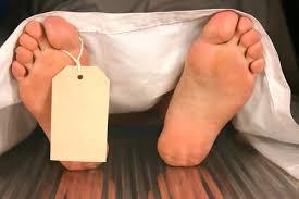 Preparing dead body