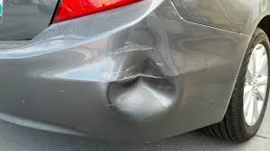 Car with Dent 1