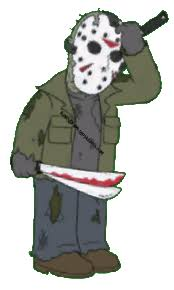 Confused Jason Friday the 13th 1
