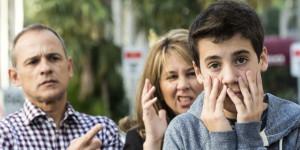 Teenage & Parent Conflict 5