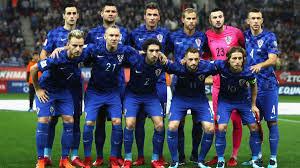 Croatia soccer team