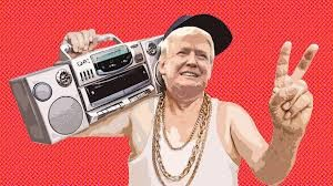 Donald Trump Rapper