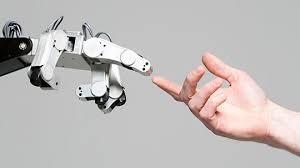human and robot 2