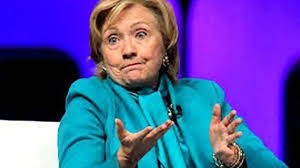 Hillary Clinton Confused 2
