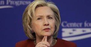 Hillary Clinton Confused