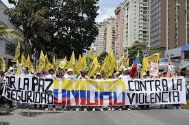 Venzeula Protest