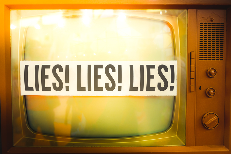 Political Polls Lie